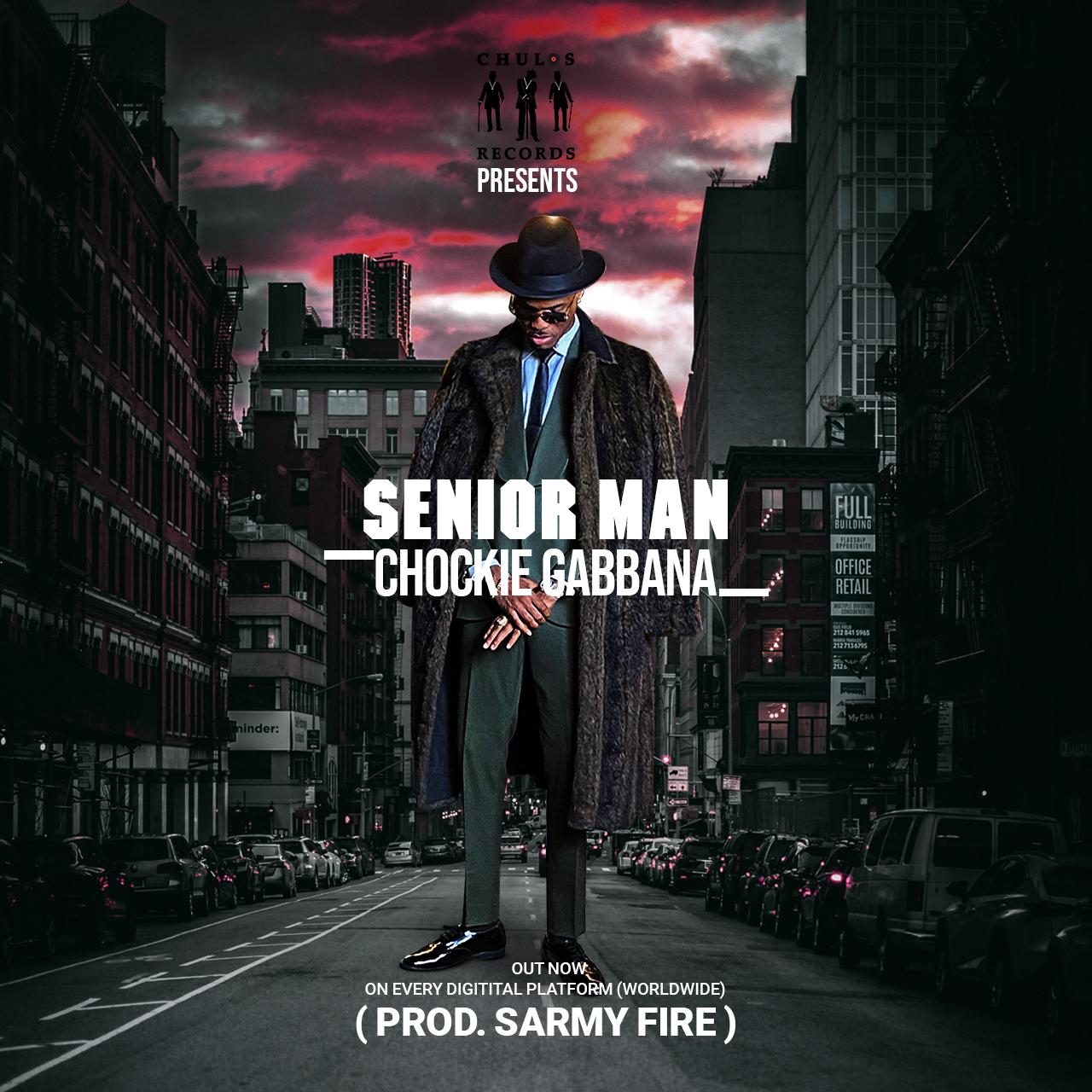 "Fast-Rising Nigeria Rapper And Songwriter Chockie Gabbana Drops New Single ""Senior Man"""