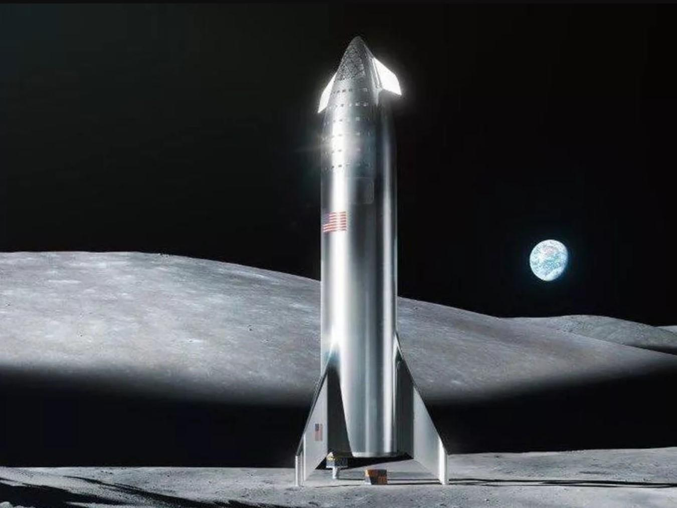 The Easy Way to Get to the Moon By Howard Bloom
