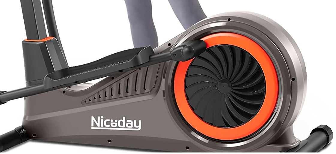 How The Niceday Elliptical Cross Trainer is Changing the Home Fitness Workout