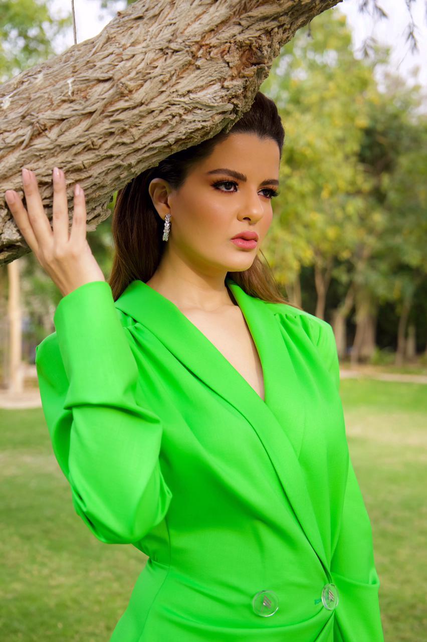 SA Production holds Sarah Fadhlaoui's everlasting fingerprint