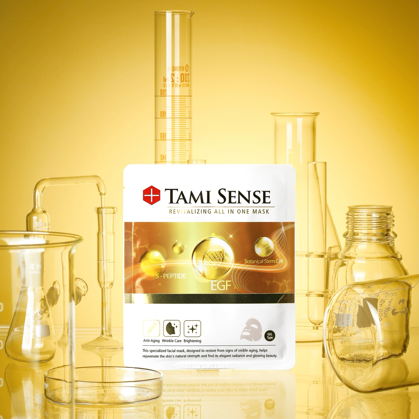 Tami Sense Launches the All-New Revitalizing All-in-One Mask