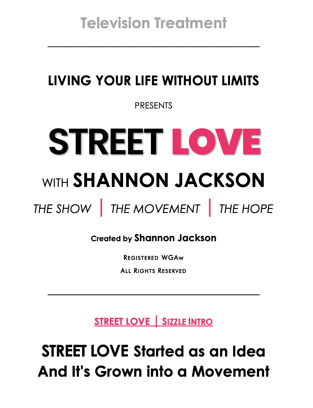 Indiegogo Campaign Launched For The Upcoming Street Love Web Series - Season 2