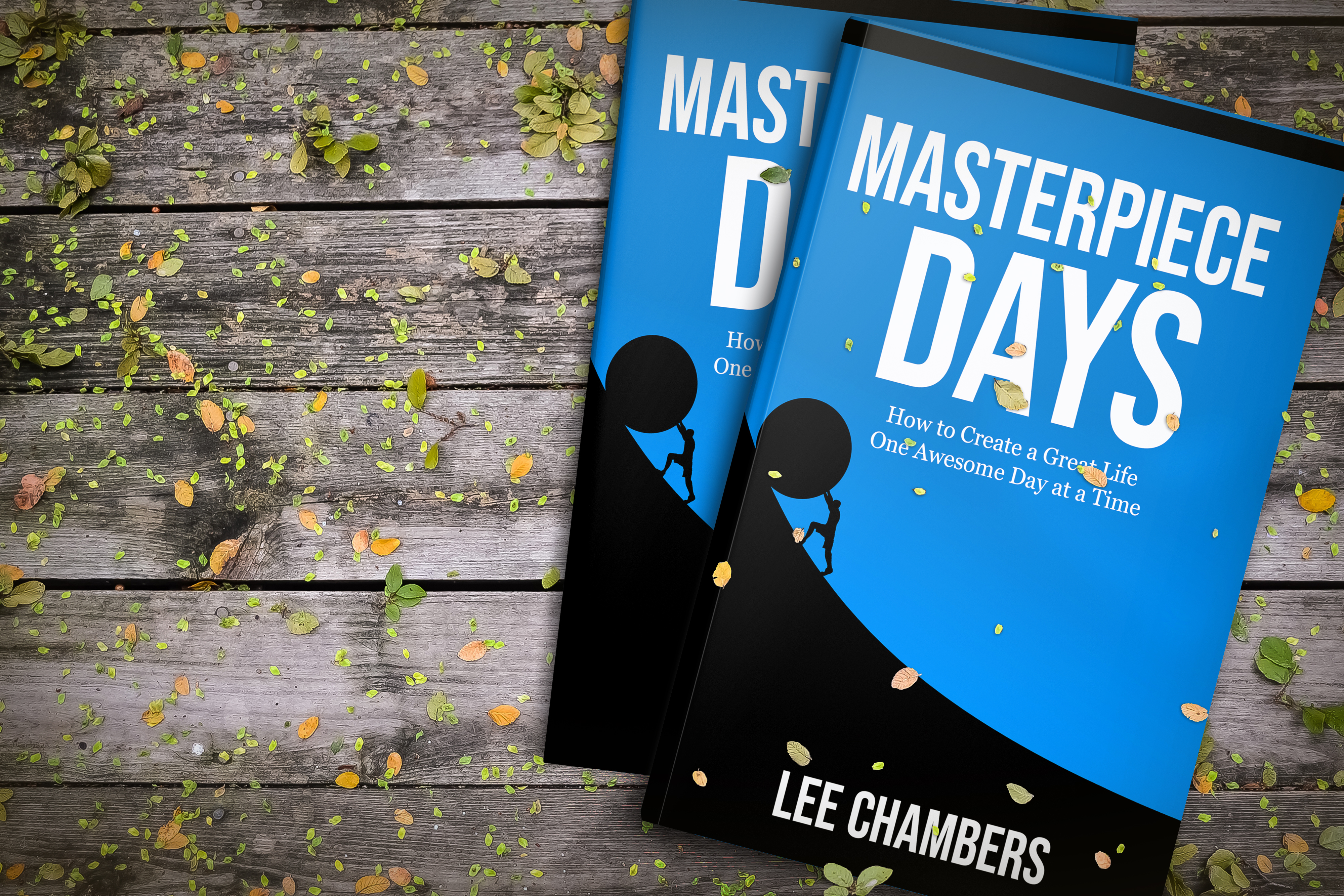 First book in the Flourish and Thrive series released by psychologist Lee Chambers