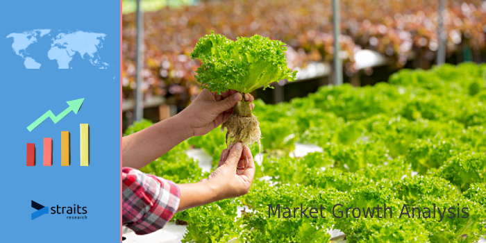 Report On Indoor Farming Market | Rapidly Rising Population, Increasing Urbanization, and Scarcity of Water Resources Are Some Key Factors To Boost Market | AeroFarms, Gotham Greens, Alegria Fresh