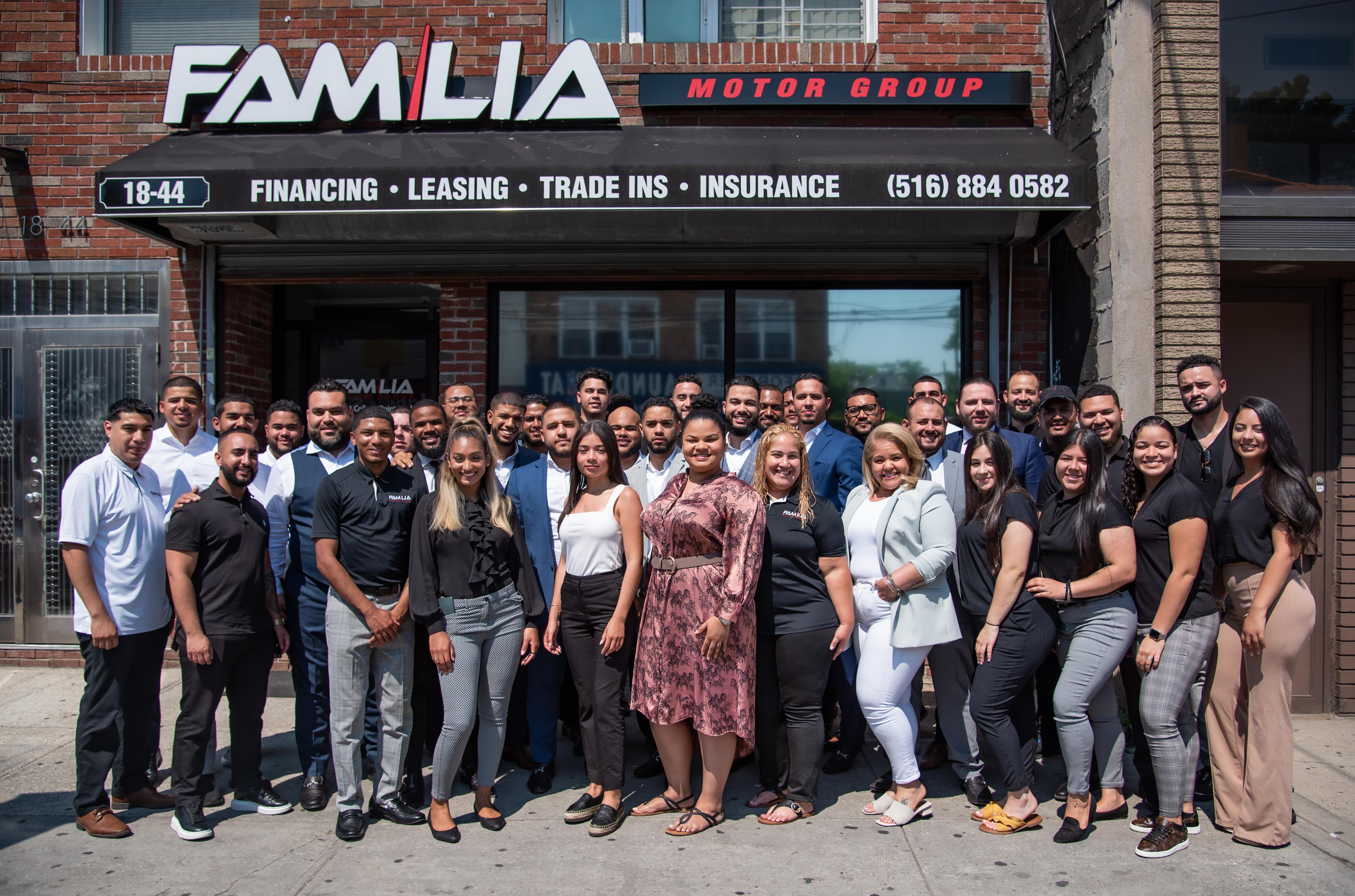 #1 Auto Broker in New York City, Familia Motor Group, Donates to the Needy