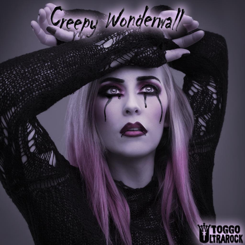 "Toggo Ultrarock's Highly Anticipated New Single ""Creepy Wonderwall"" Now Available Worldwide"