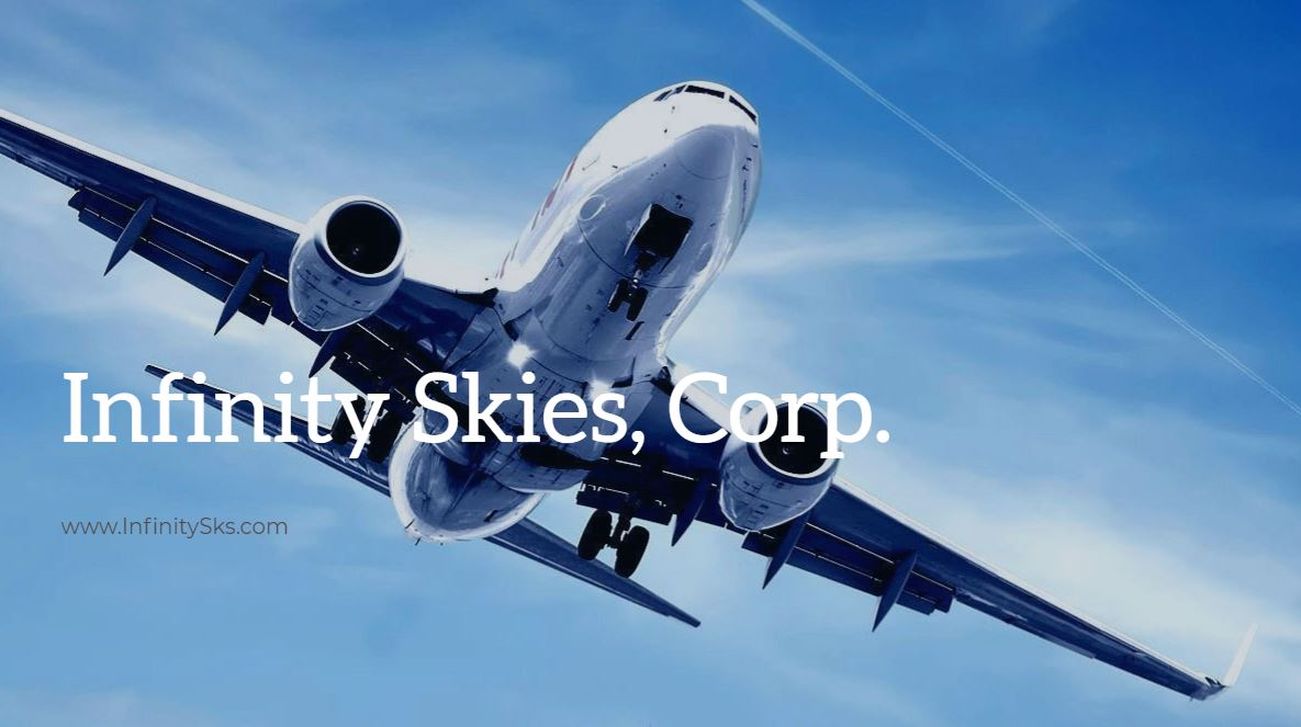 New Innovative Company Infinity Skies, Corp. To Connect Stakeholders In The Aerospace Industry