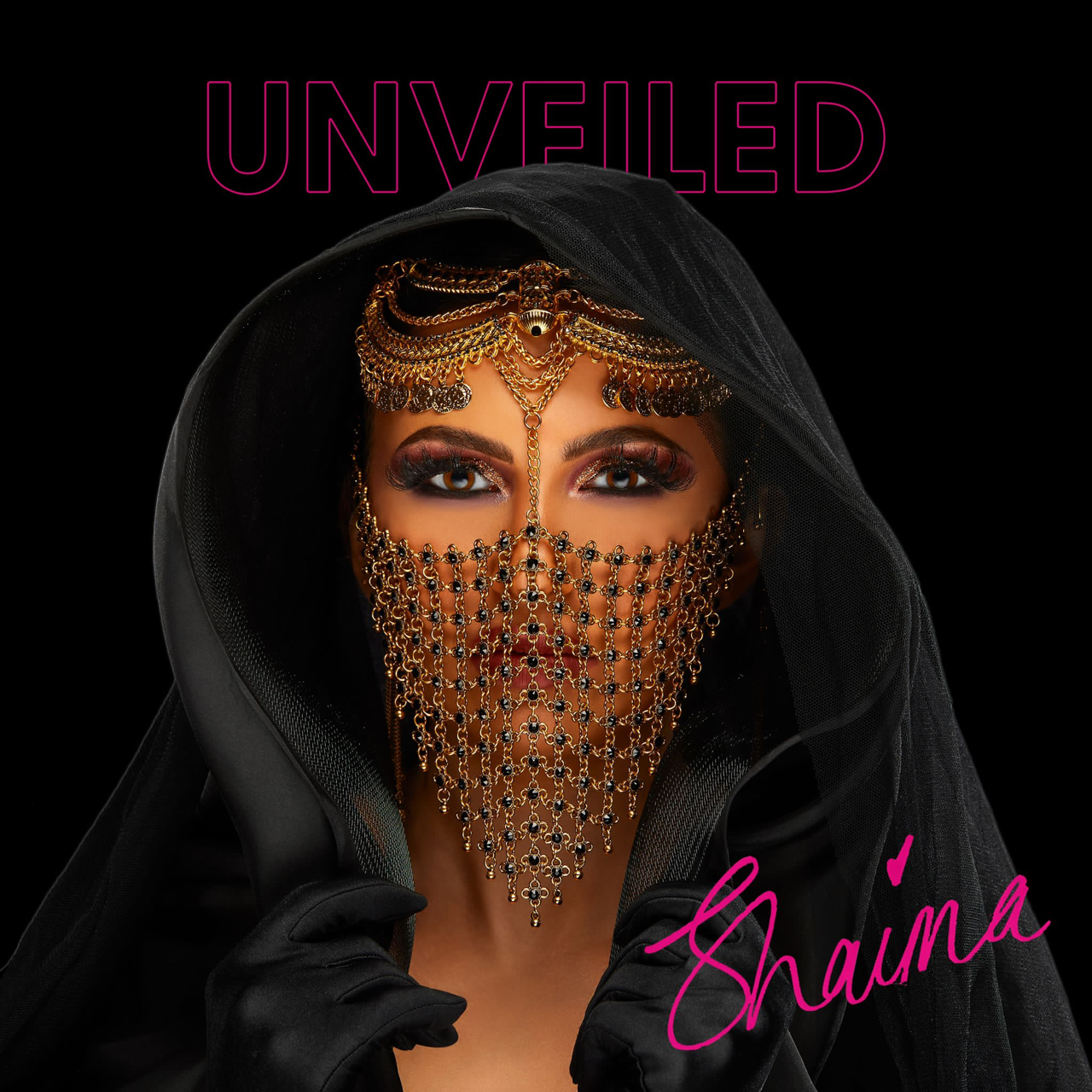 """Pop Singer Shaima Ready To Be """"UNVEILED"""" - The artist's new 7-song EP reflects her multicultural background"""