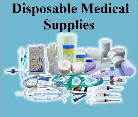 Disposable Medical Supplies Market Jump on Biggest Revenue Growth | 3M Company, Abbott Laboratories, Inc., B. Braun Melsungen AG, Baxter International