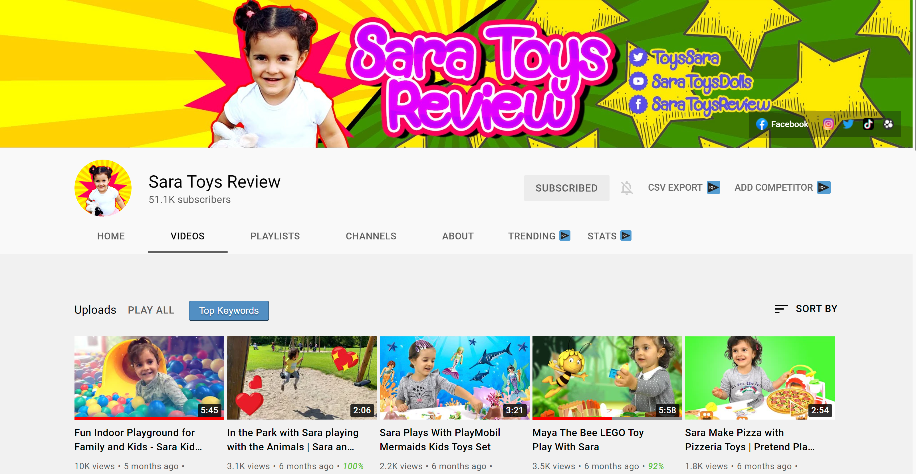 """""""Sara Toys Review"""" - How Toys Can Bring Joy to The Little Kids?"""