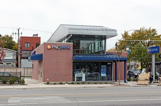 The Boulder Group Arranges Sale of Net Leased PNC Bank in Chicago
