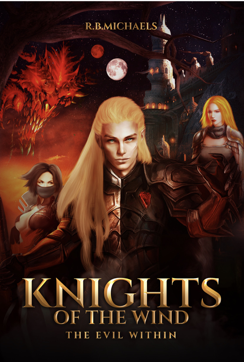 Michael R. Harbour Releases Second Book in the Trilogy titled Knights of the Wind