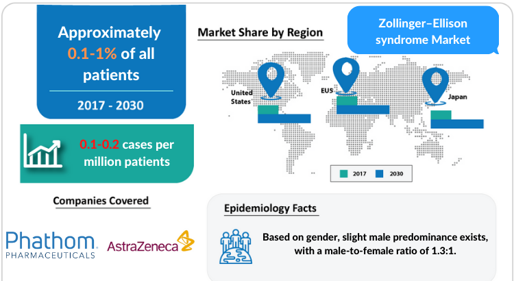Zollinger Ellison Syndrome Market Insights, Diagnosis and Treatment Market by DelveInsight