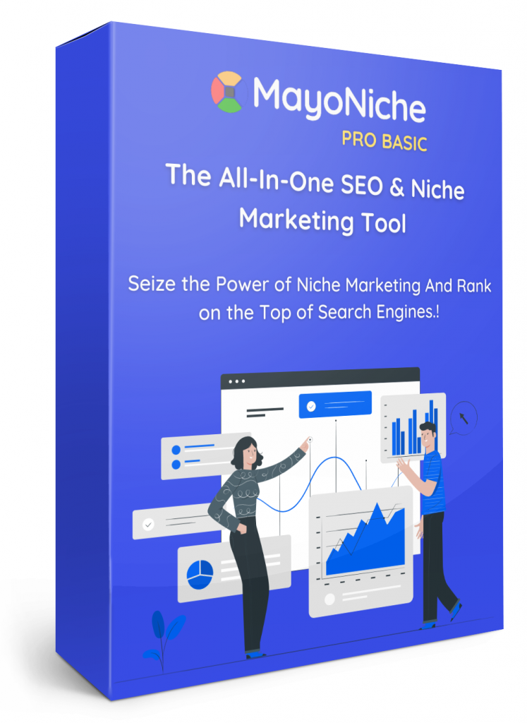 MayoNiche Break-Through SEO Tool with an incredible discount for new buyers