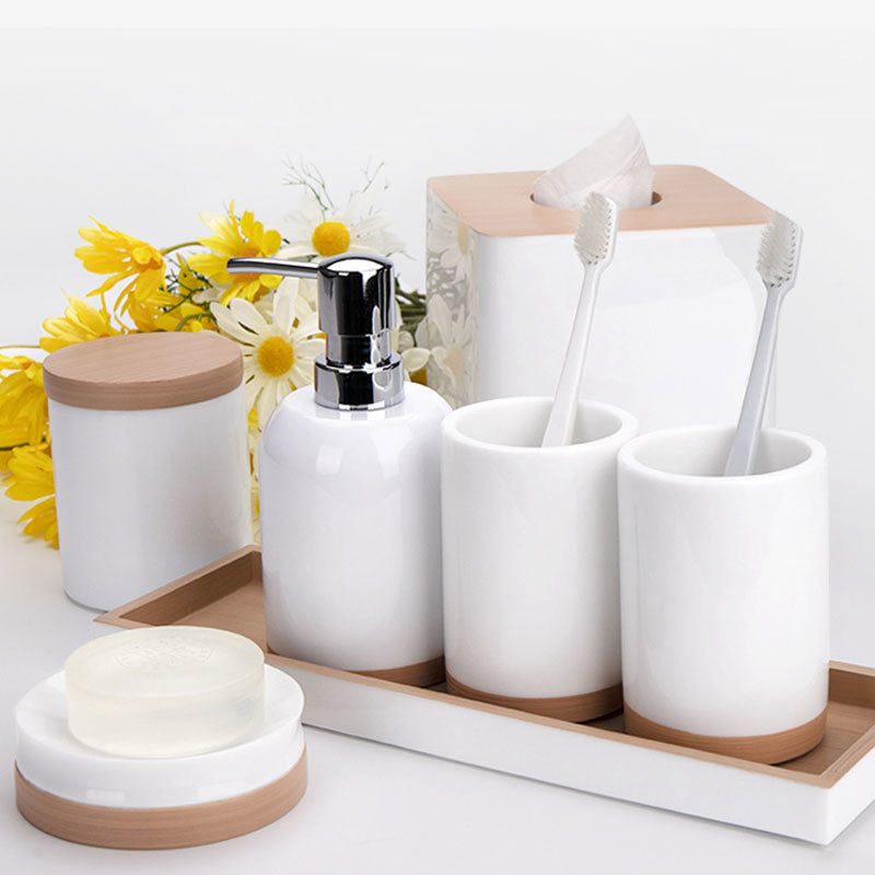 Specialized brand XuYing continues to transform homes with their top quality bathroom accessories sets