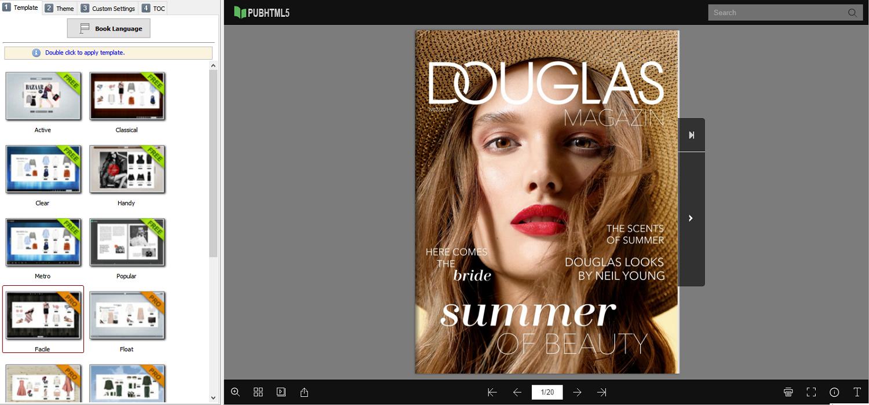 PubHTML5 Magazine Maker Helps Publishers Go Online