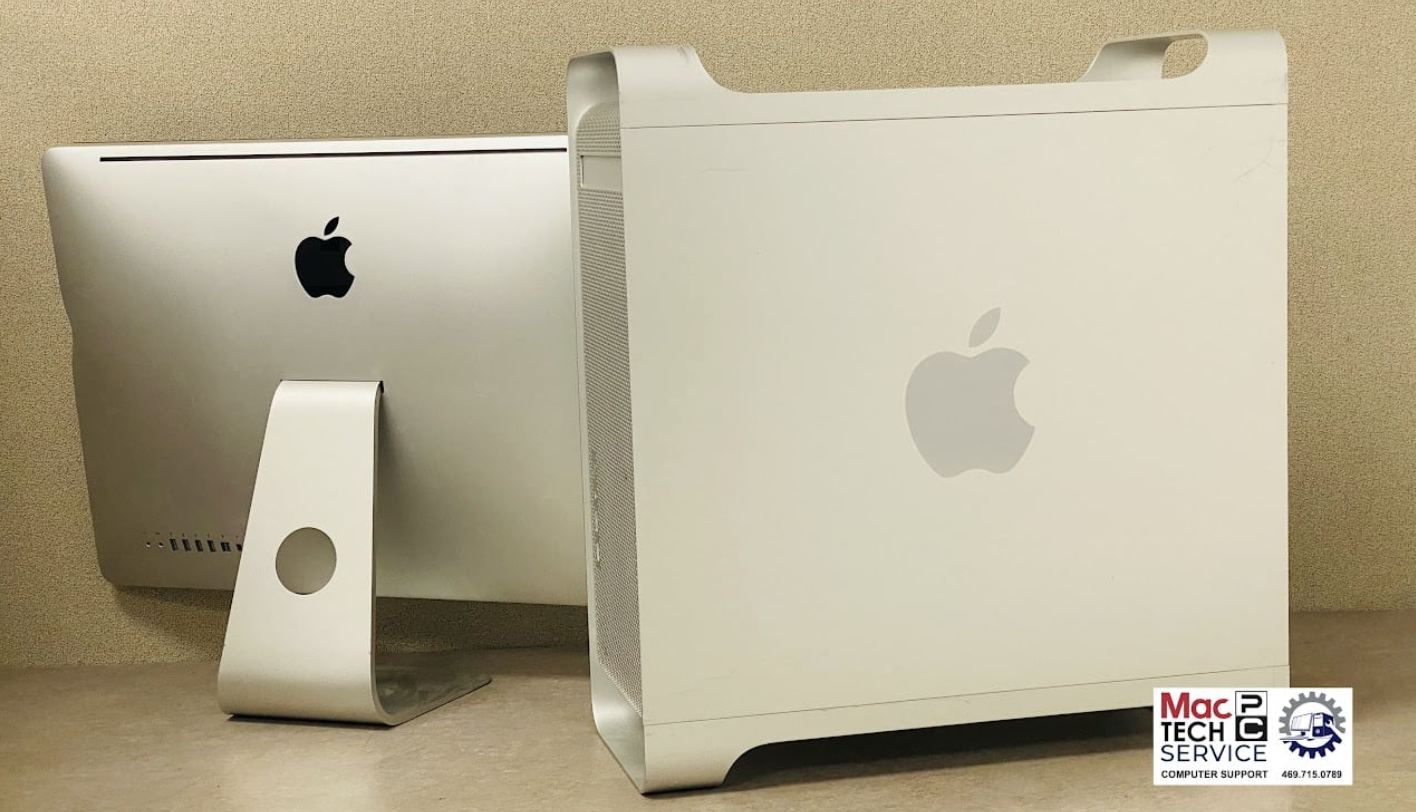 Mac Tech PC Services is Slowly Becoming Flower Mound, Texas's Leading Repair Service Providers