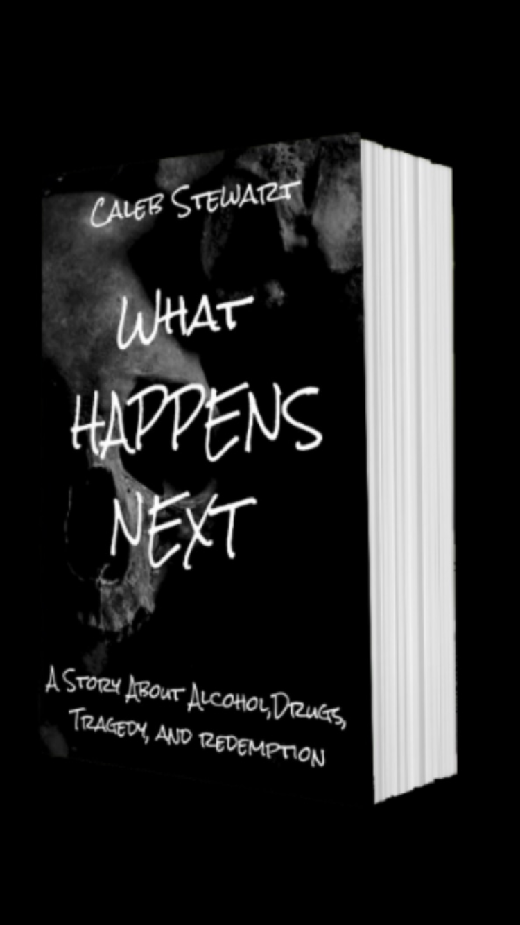 Caleb Stewart Chronicles His Journey To Recovery From Addiction In What Happens Next