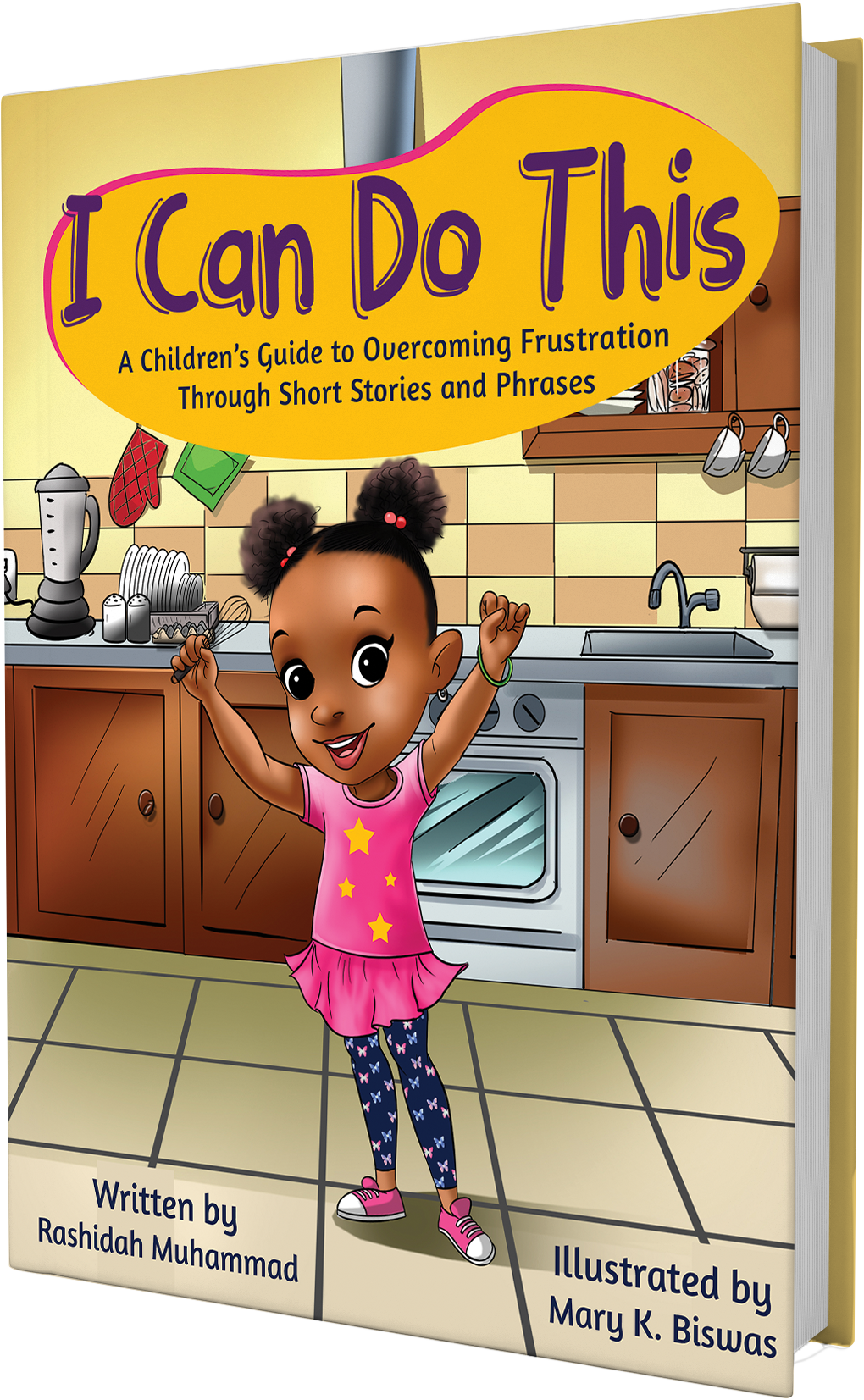 NonProfit Founder and New Author Releases  Powerful Affirmation Book for Children