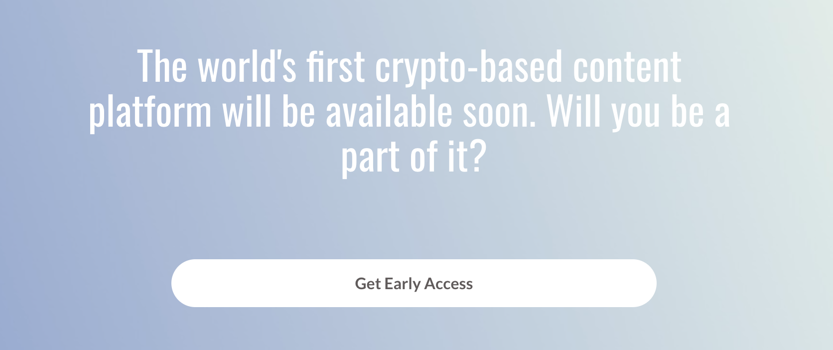 FansTray Set To Officially Launch As The First Crypto-based Content Platform