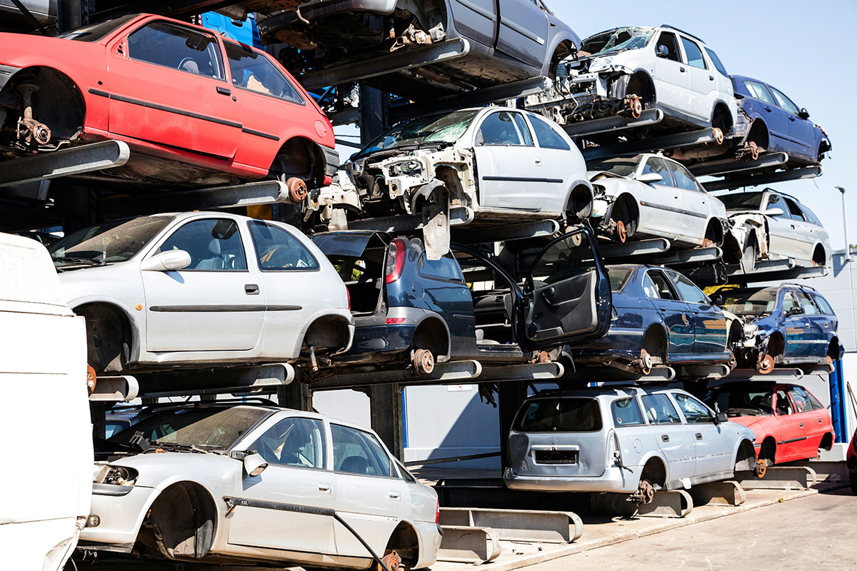 Combo Cars Ltd To Purchase Scrap Cars in Less Than an Hour