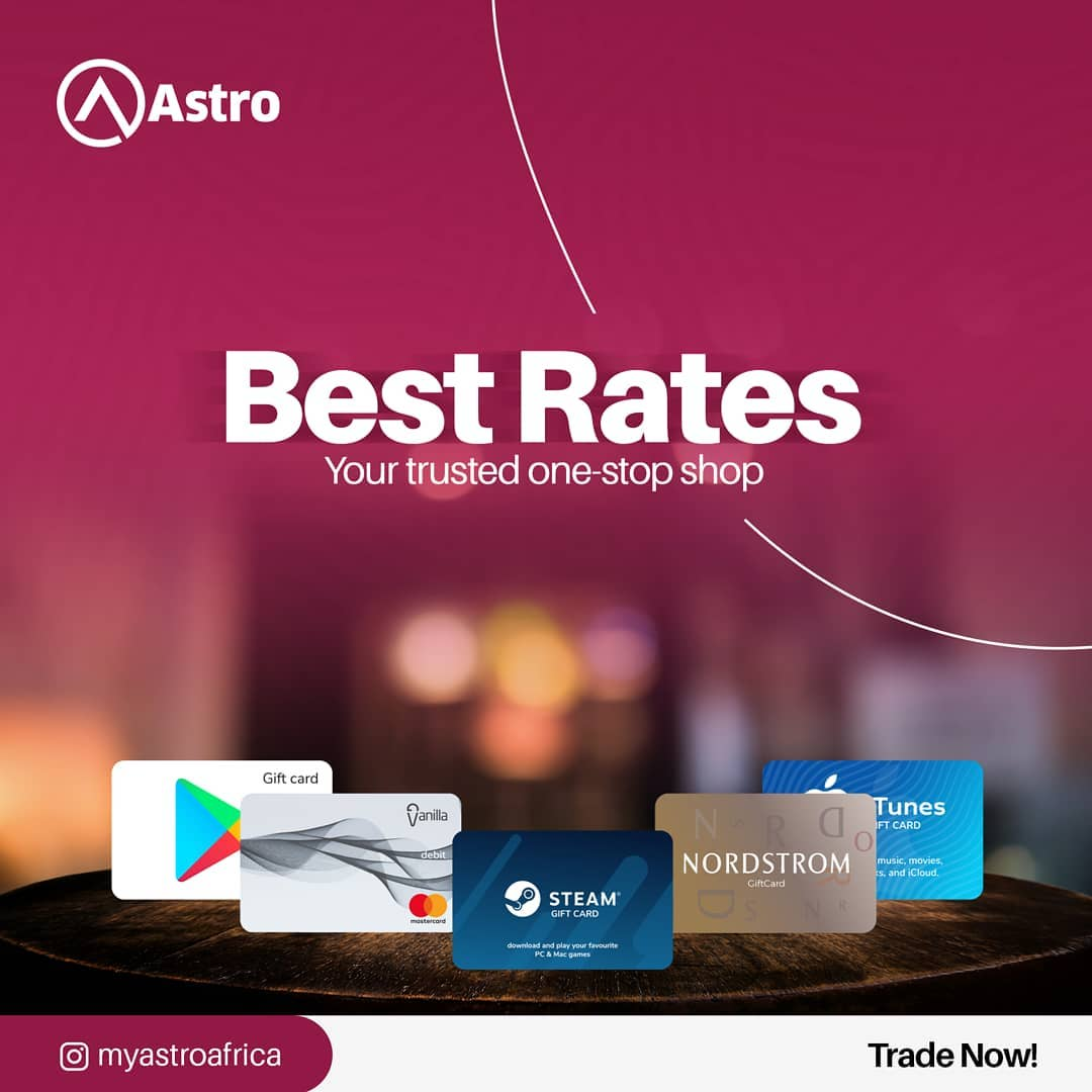 Here's How Astro Africa Limited Became the Quickest Gift Trading Platform in Ghana and Nigeria