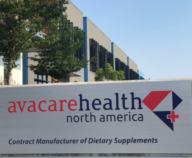 Avacare Health North America Inc. Earns NSF International's NSF/ANSI 455-2 Dietary Supplement GMP Certification
