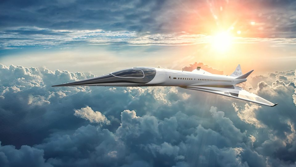 Tech Billionaire Priven Reddy Backs Leap Aerospace To Connect The World Faster Than Ever Before.