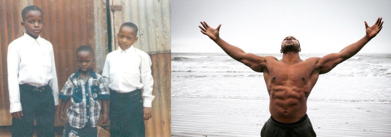 From Nigerian Village to 7 Figure Fitness Coach