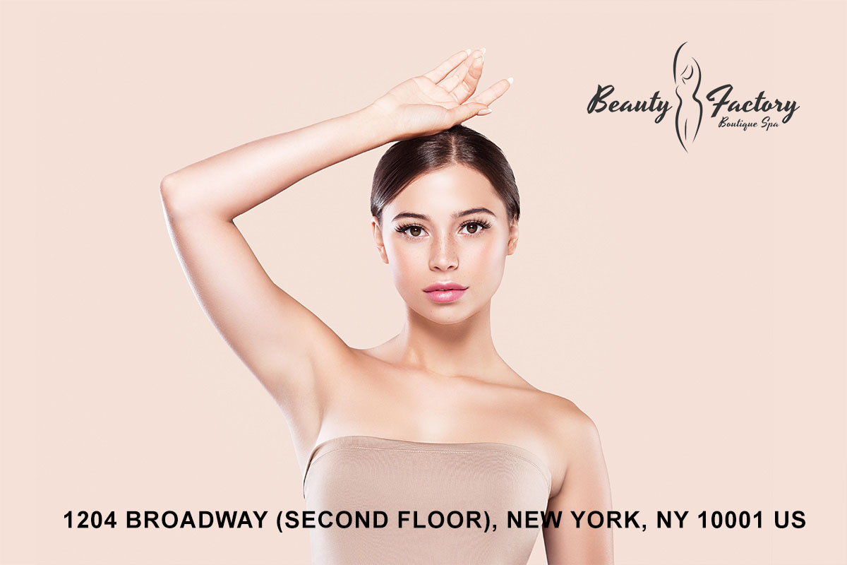 Permanent Hair Removal: Electrolysis from Beauty Factory Spa Boutique New York