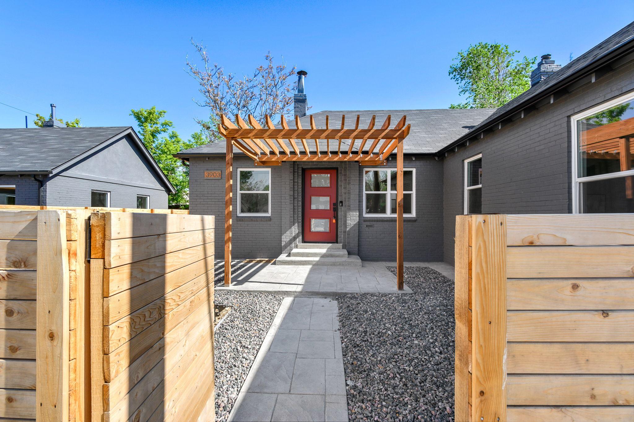 Colorado Real Estate Agent, Sean Gribbons, Renovates & Sells 4 Units Off 38th Avenue, Denver