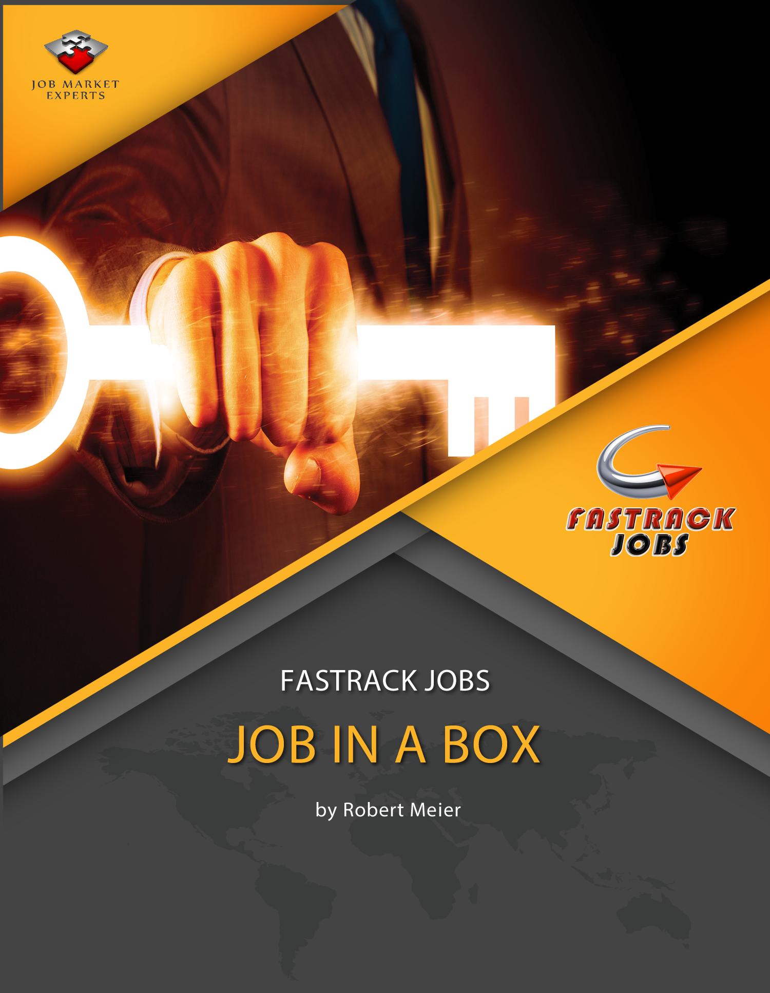 "Job Expert Robert Meier's ""Job in The Box Career Kit"" Will Decidedly Increase the Jobseekers Career Prospects"