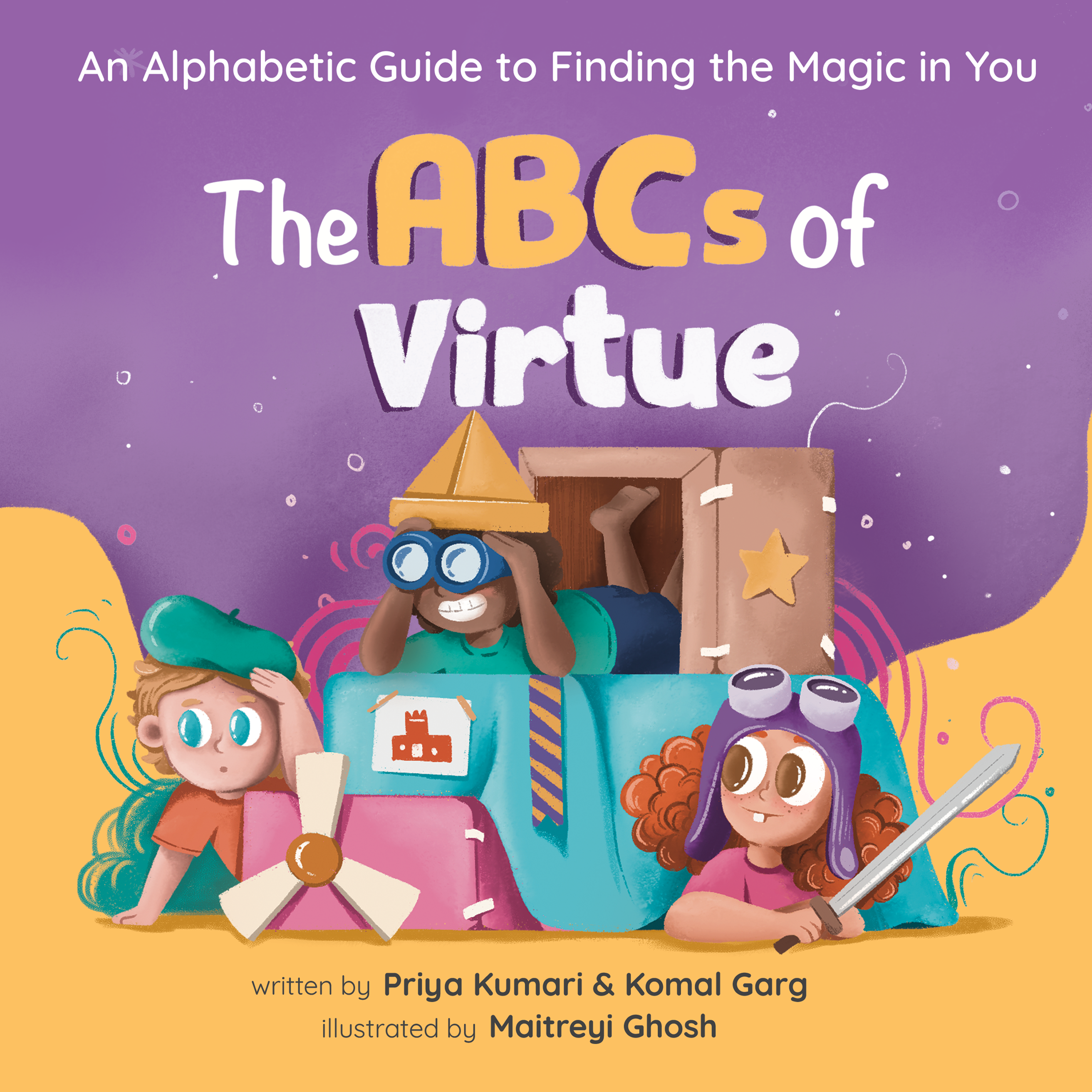 Author Priya Kumari's Latest Children's Book, 'The ABCs of Virtue', Is Earning Acclaim & Positive Reviews
