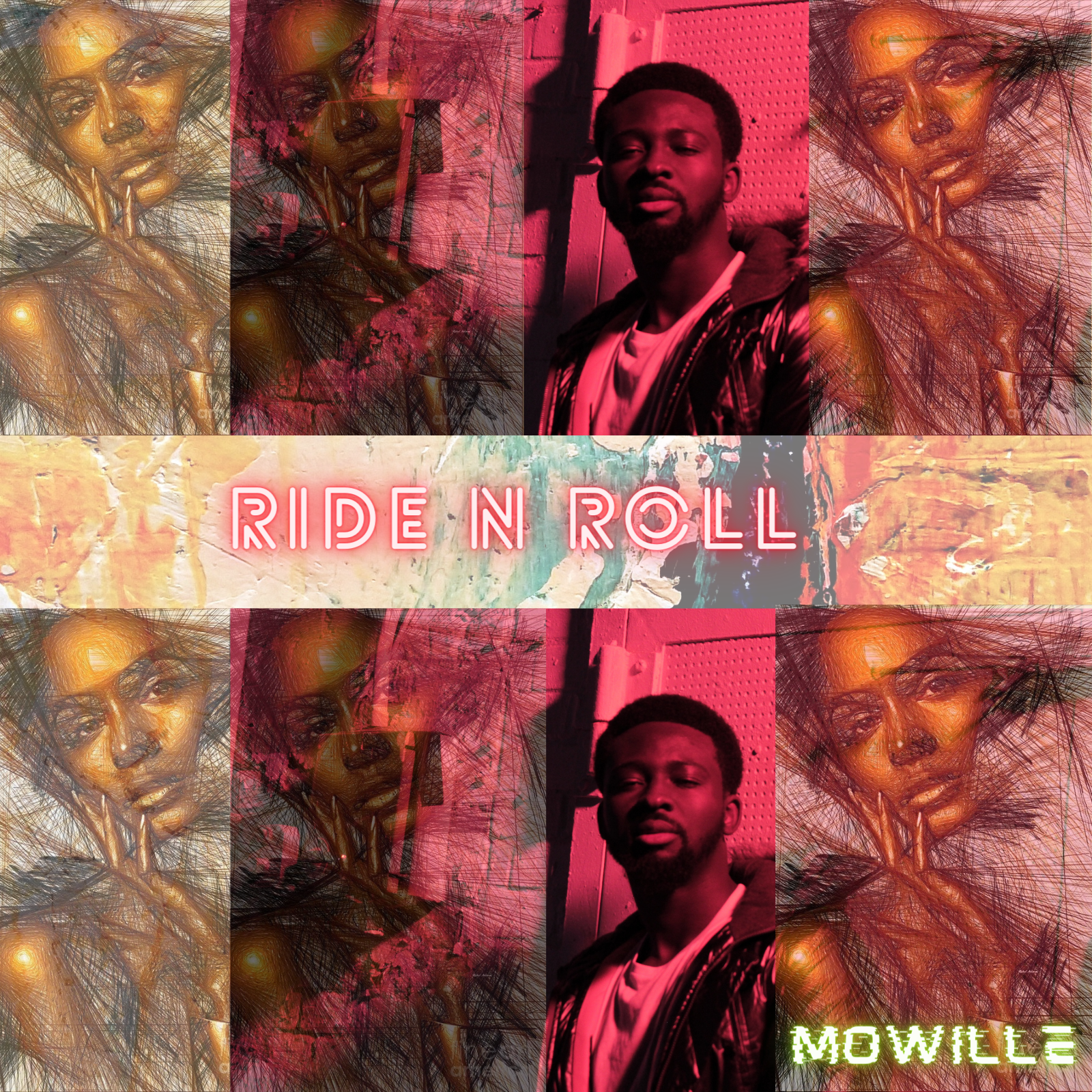 Mowille Releases A New Single Ride N Roll