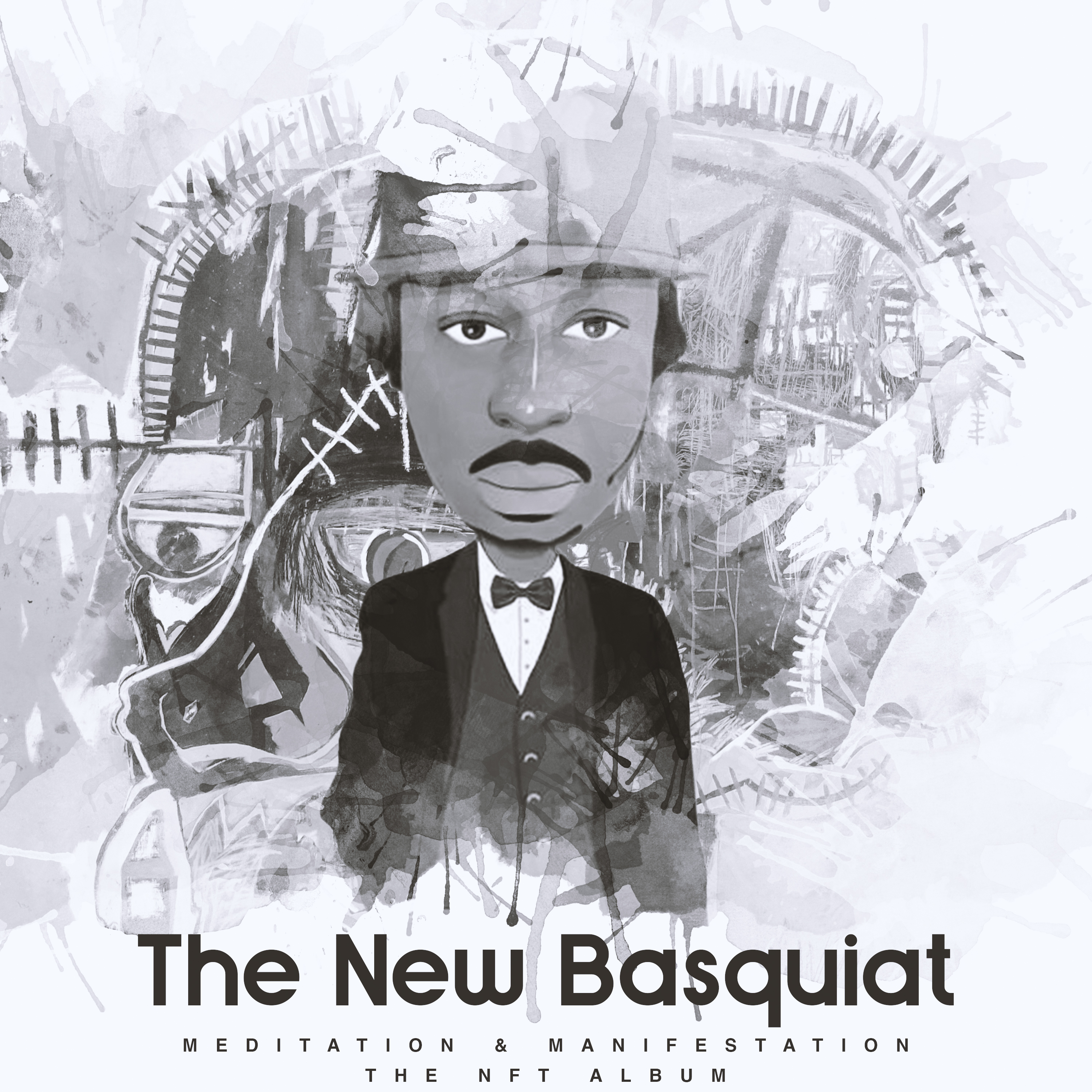 """The New Basquiat Announces New Album """"Meditation & Manifestation"""" Astral Projection NFT Album to Fight Anxiety"""