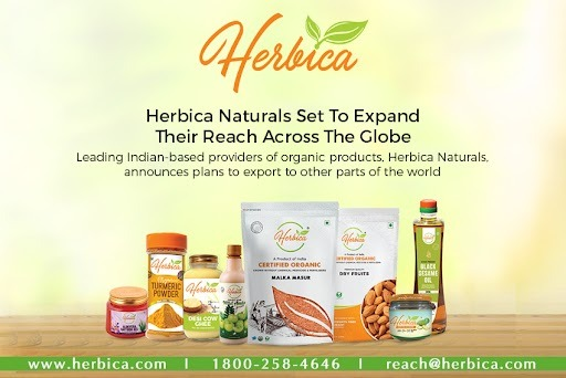 Herbica Naturals Set To Expand Their Reach Across The Globe