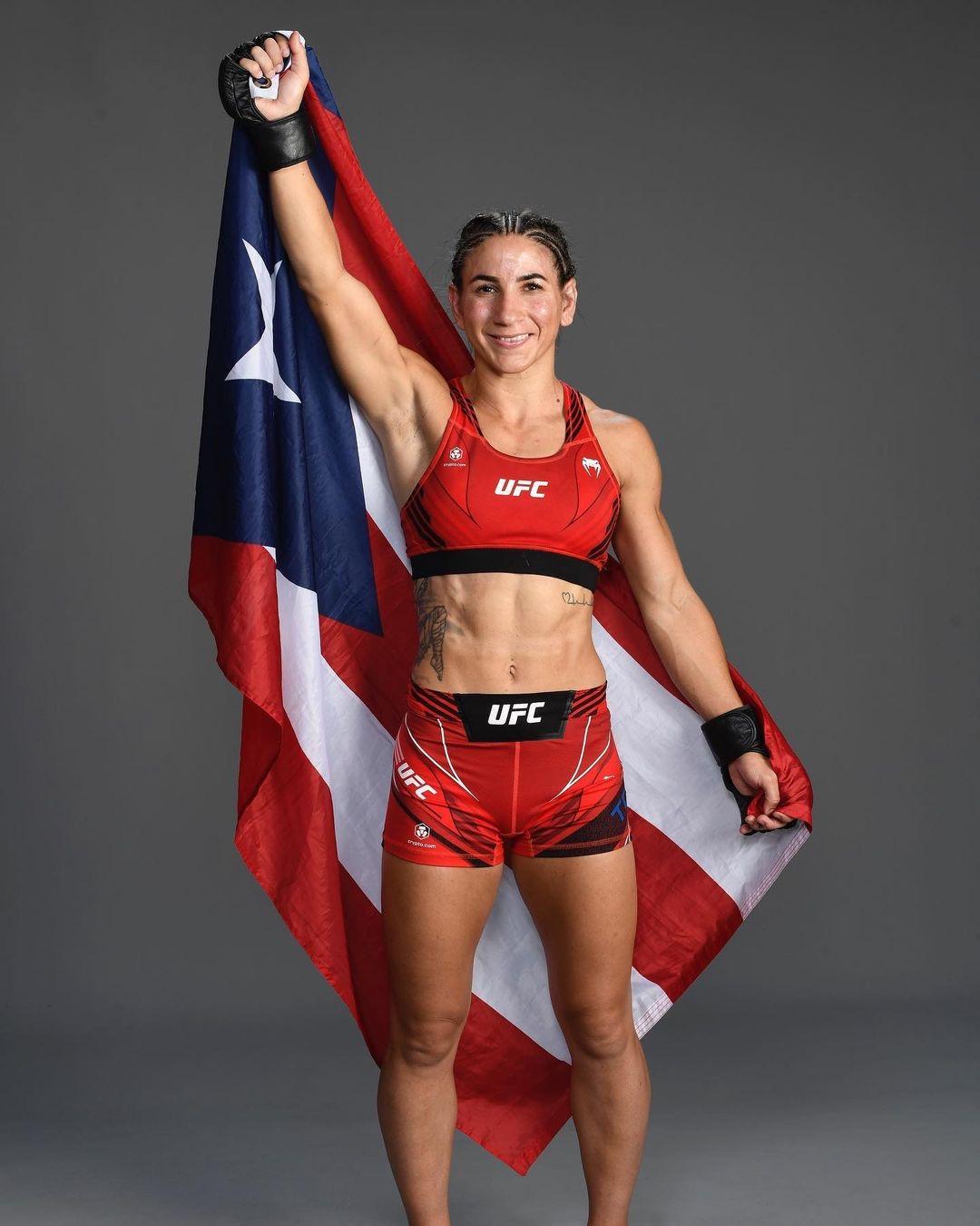 Ziggy's Naturals Signs Endorsement Deal with UFC Fighter Tecia Torres