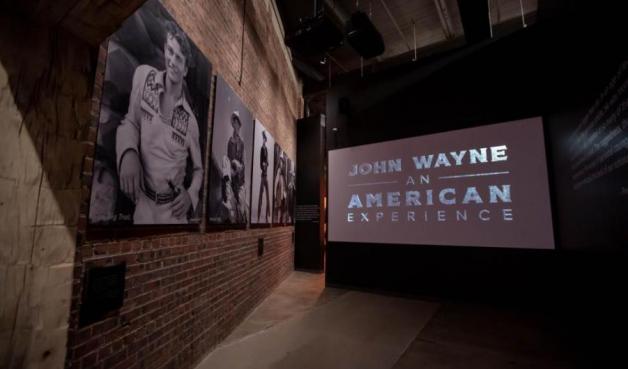 Experience John Wayne at the Ft. Worth Stockyards