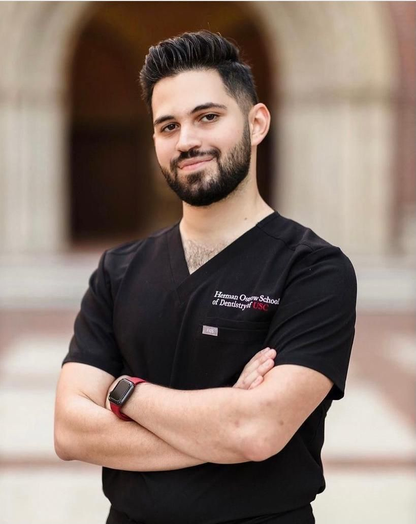 Karam Korya, one of the youngest and most professional dentists to be of his age
