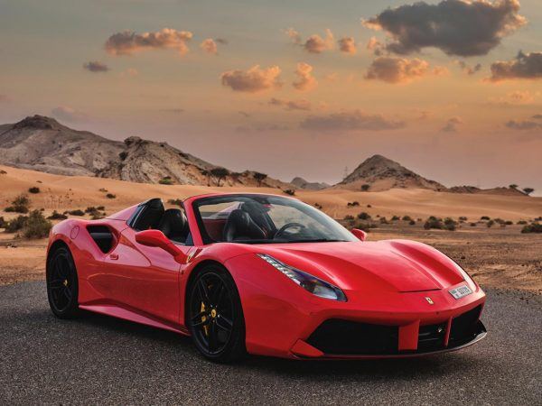 Luxury Super Cars Dubai Adds To Their Fleet Of Exotic Vehicles
