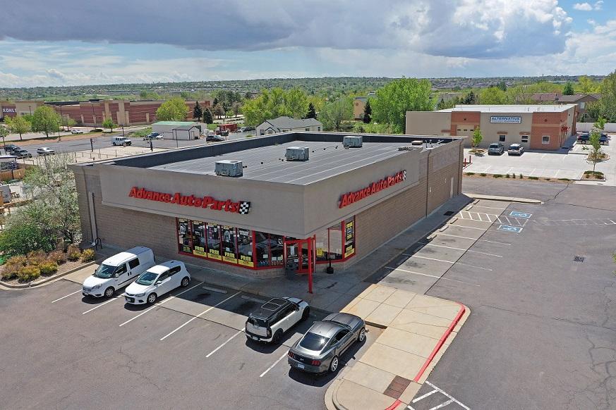 The Boulder Group Arranges Sale of Net Lease Advance Auto Parts Property