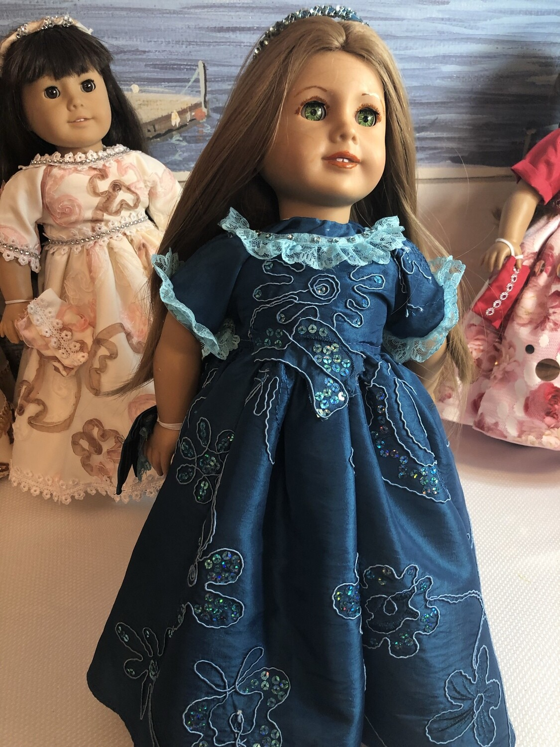Lidia's Dolls Saving the Planet by Recycling Plastic Dolls