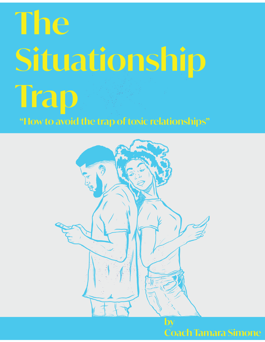 Tamara Simone Chronicles The Ups and Downs In Relationships In The Situationship Trap
