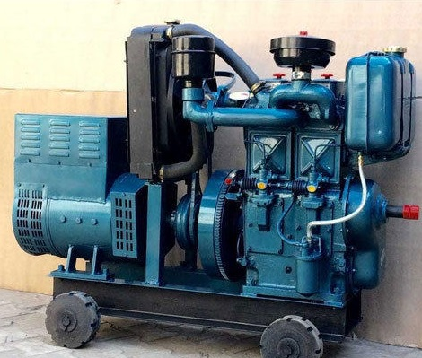 Diesel Generator Market Size, Share, Growth Rates, Trends and Forecast to 2031