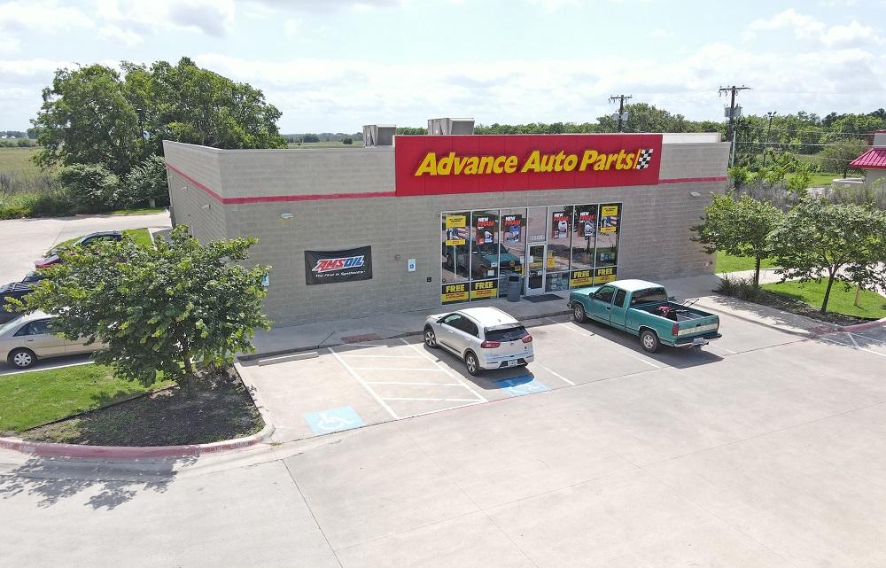 The Boulder Group Arranges  Net Lease Advance Auto Parts Property Sale