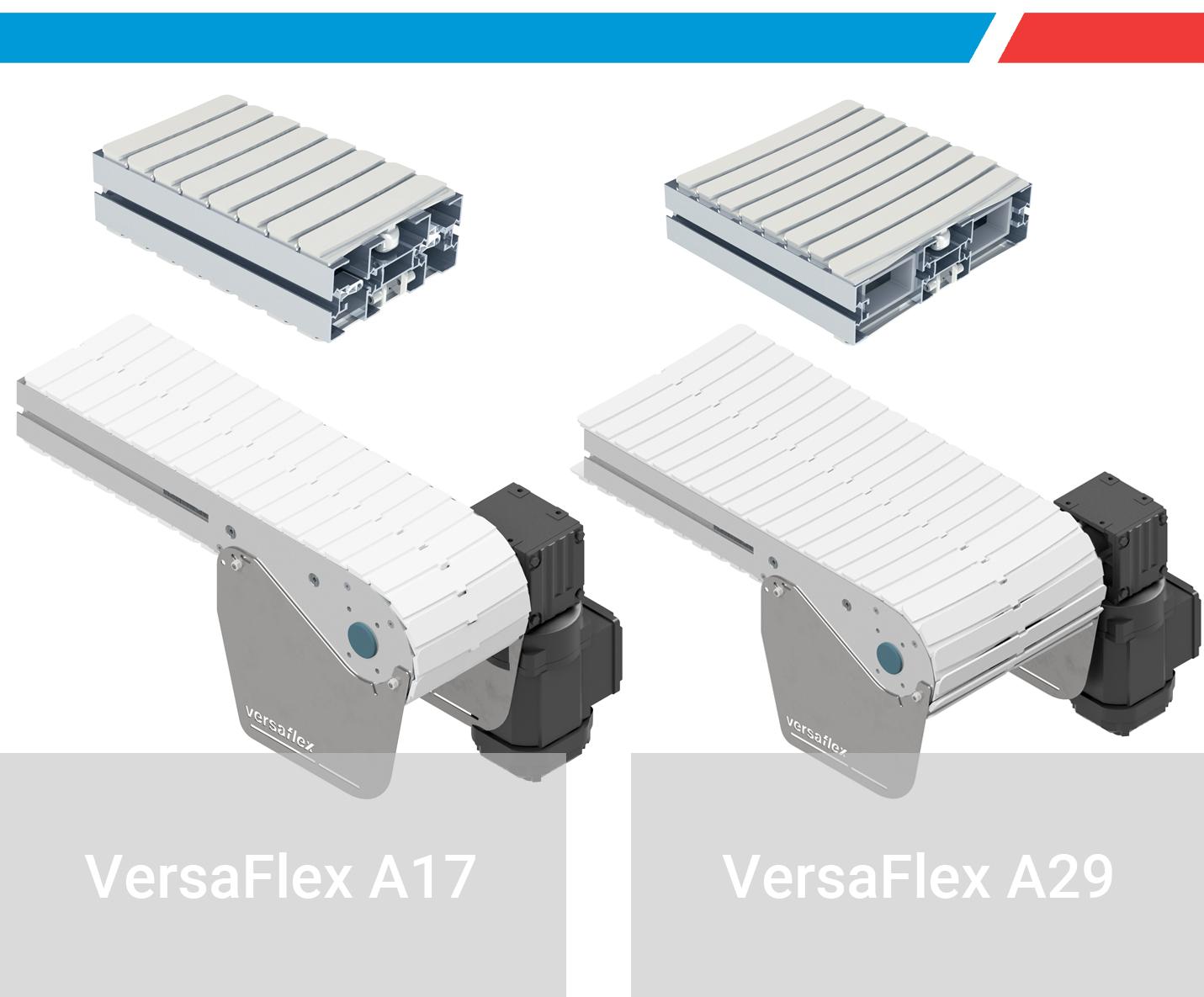 mk North America Adds New Conveyor Models to VersaFlex Line