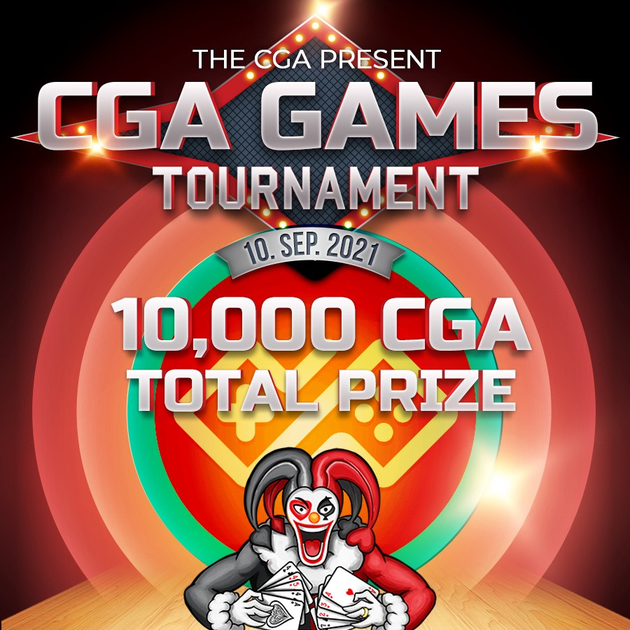 CGA COIN presents a new event on its game platform