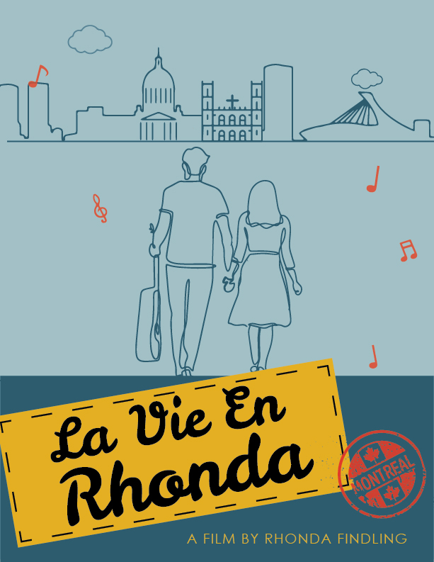 "Short film ""La Vie En Rhonda"" surfaces as a finalist at the 16th annual Peachtree Village International Film Festival"