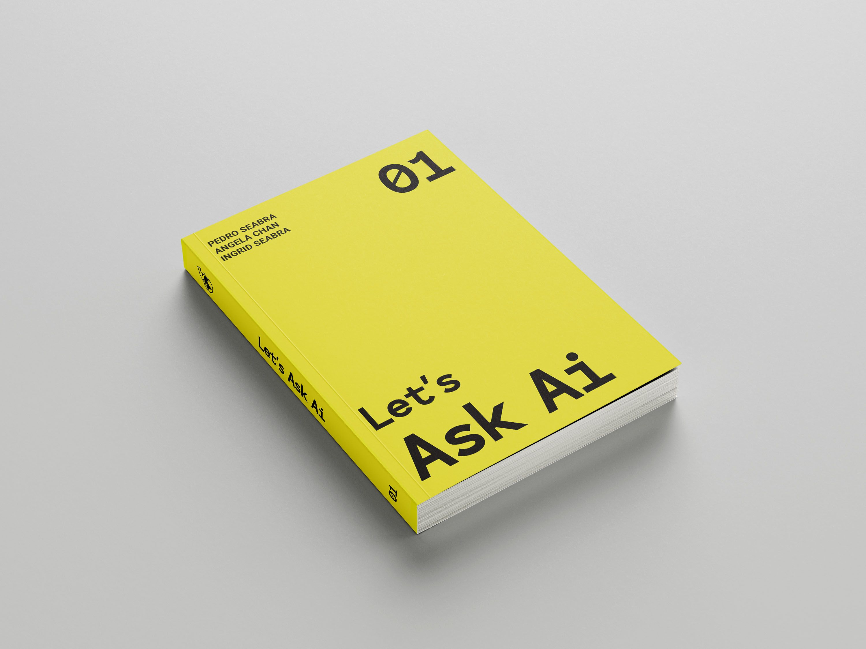 Nonsuch Media Announces Launch of New Book, 'Let's Ask AI', by Ingrid Seabra, Angela Chan, and Pedro Seabra