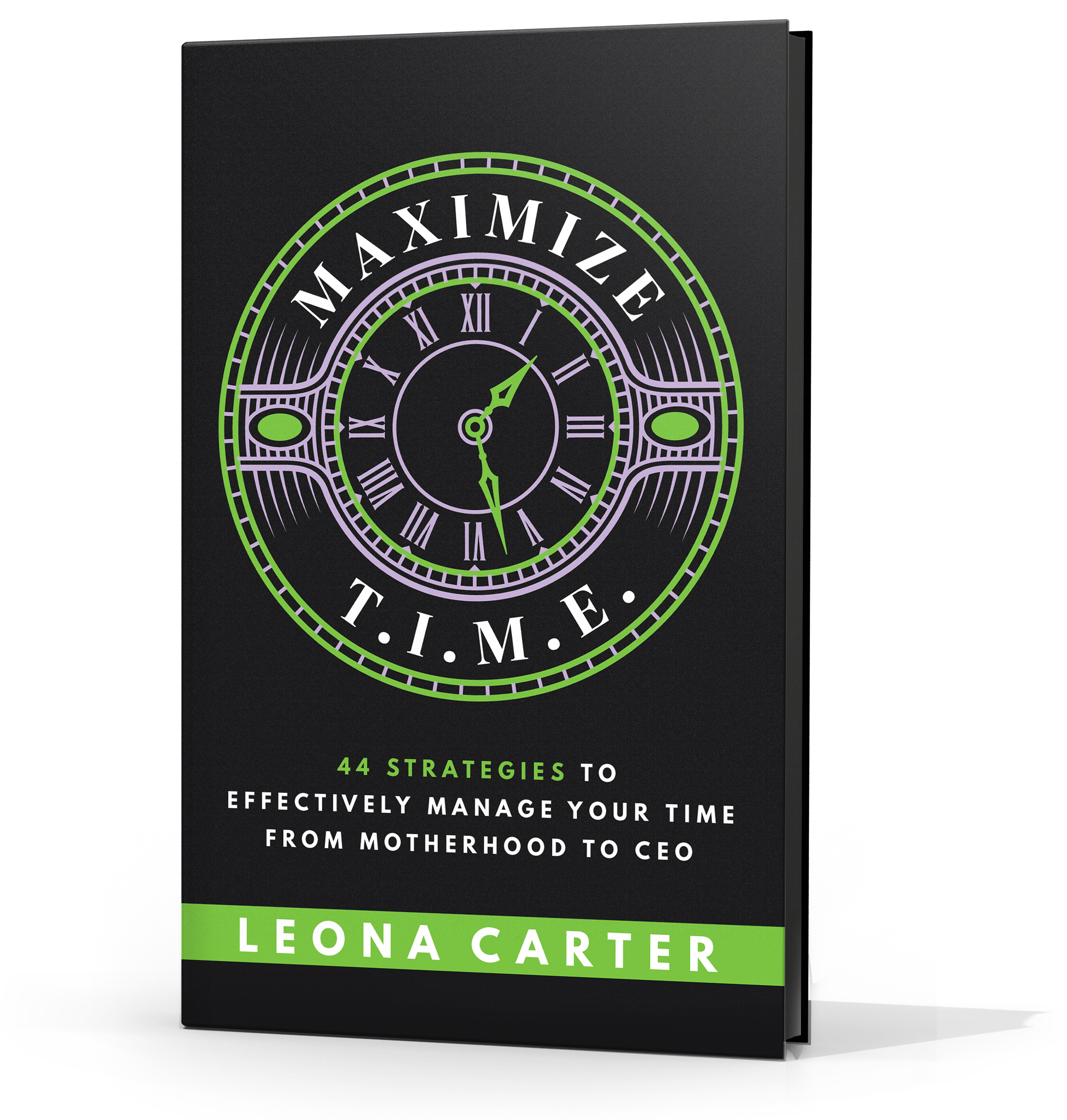 Business Coach and Bestselling Author Releases Book to Help Women Win at Time Management